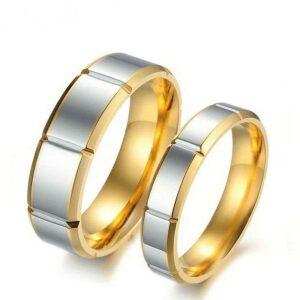 Matching Couple Wedding bands