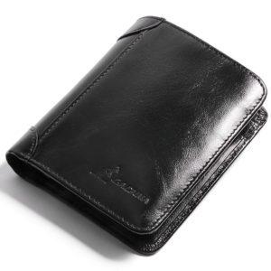 New Trend Business Wave Card Sim Card Holder Men Wallet