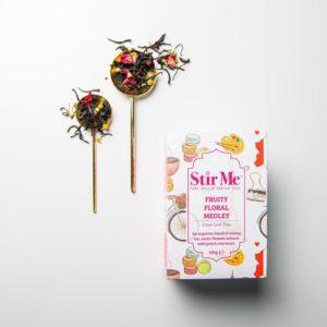 Stir Me Fruity Floral Medley Tea
