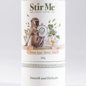 Stir Me Loose Leaf Green Tea