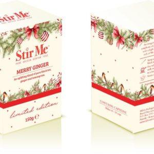 Stir Me Merry Ginger Tea