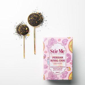 Stir Me Persian Royal Chai