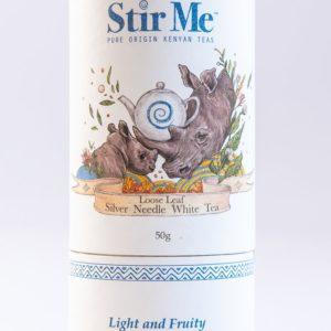 Stir Me Silver Needle White Tea