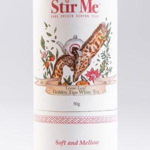 Stir Me Soft and Mellow Golden Tip White Tea