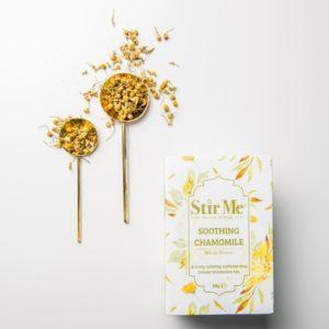 Stir Me Soothing Chamomile Tea