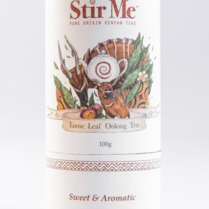 Stir Me Sweet and Aromatic Oolong Tea