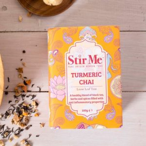 Stir Me Tumeric Chai