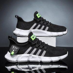 Brown Lightweight Comfortable Sneakers
