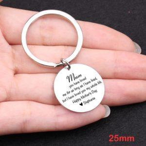 Custom-made Keyholder -Gift for Mum
