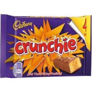 Cadbury Crunchie Chocolates