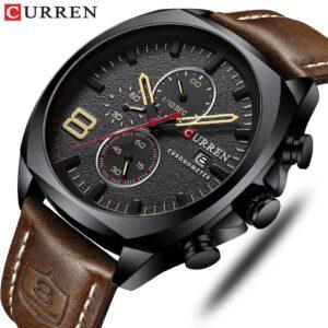 CURREN M8324 Chronograph Men's Wristwatch