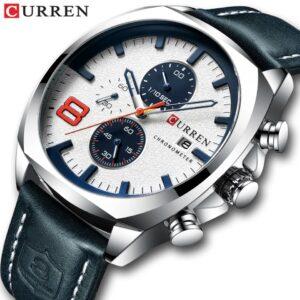 CURREN M8324 Men's Quartz Wristwatch