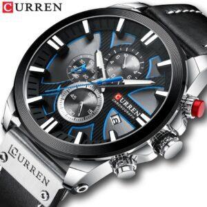 CURREN M8346 Chronograph Men's Wristwatch