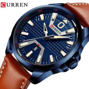 CURREN M8379 Men's Quartz Wristwatch