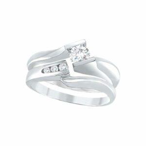 Sterling Silver Wedding Rings