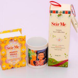 Stir Me Luxury Tea Collection With a Branded Mug