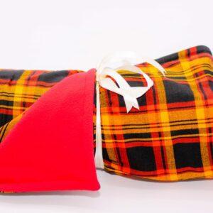 Warm Comfortable Maasai Fleece Blanket