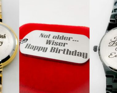 What makes a personalised gift special?
