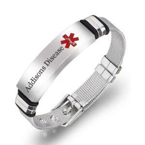 Stylish Engravable Stainless  Steel Designer  Bracelet