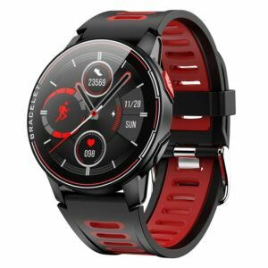 L6 Smartwatch-with Pedometer & compatible with Android & IOS - 1